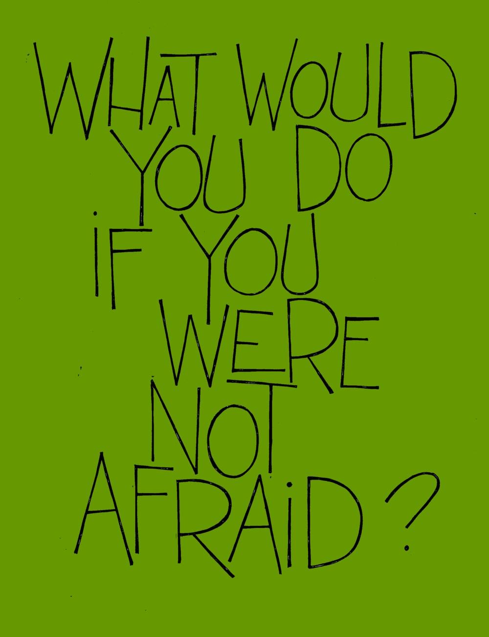 spreuken angst Showcase   Angst spreuken angst